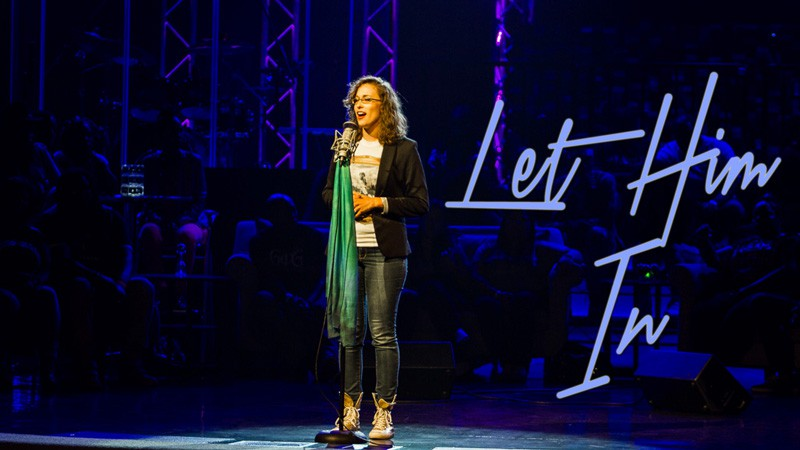 Let Him In – Leah James | RHETORIC 2015
