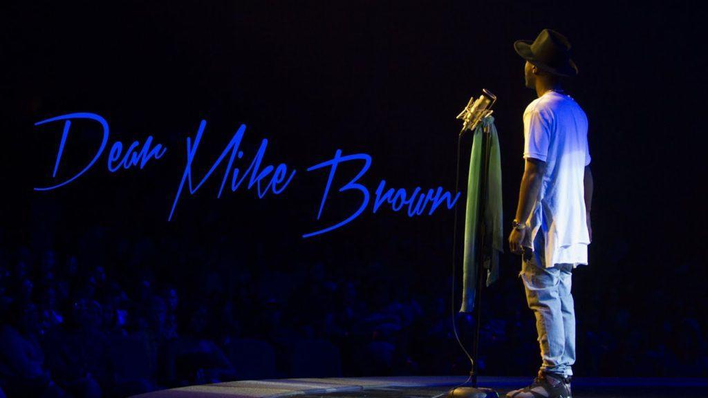 Dear Mike Brown – Preston Perry   RHETORIC 2015