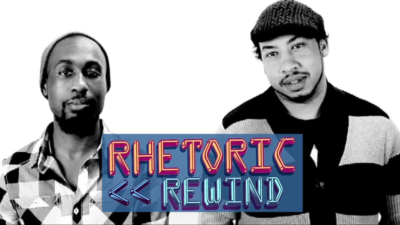 RHETORIC REWIND: Karness and Preston Perry – Glory Us