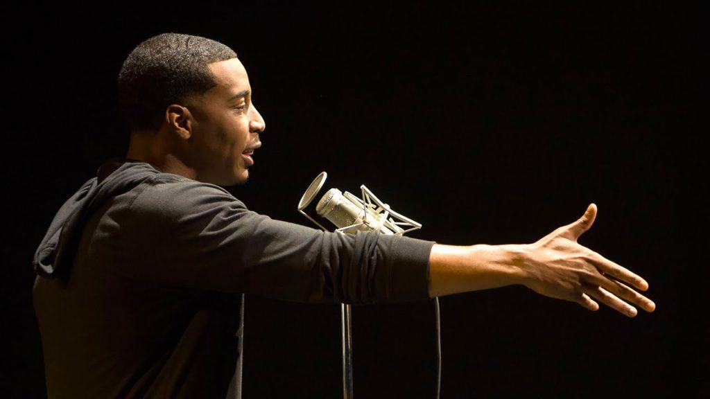 Standing Tall – Joseph Solomon | RHETORIC 2014