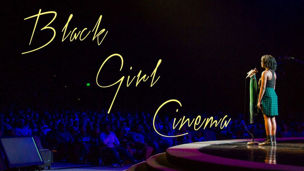 "Jamaica West – ""Black Girl Cinema"" 