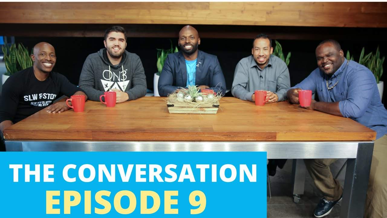 """The Conversation – Episode 9 